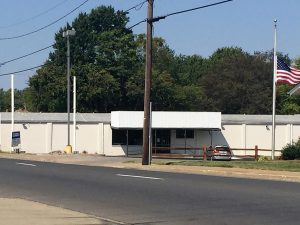 Madisonville Branch Exterior
